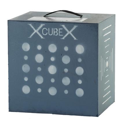 X cube 15″