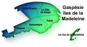 Gaspésie Iles de la Madelaine