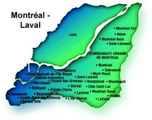 Montréal – Laval